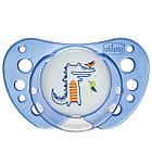 Пустышка латексная Chicco Physio Air  2 шт голубая 6-12м