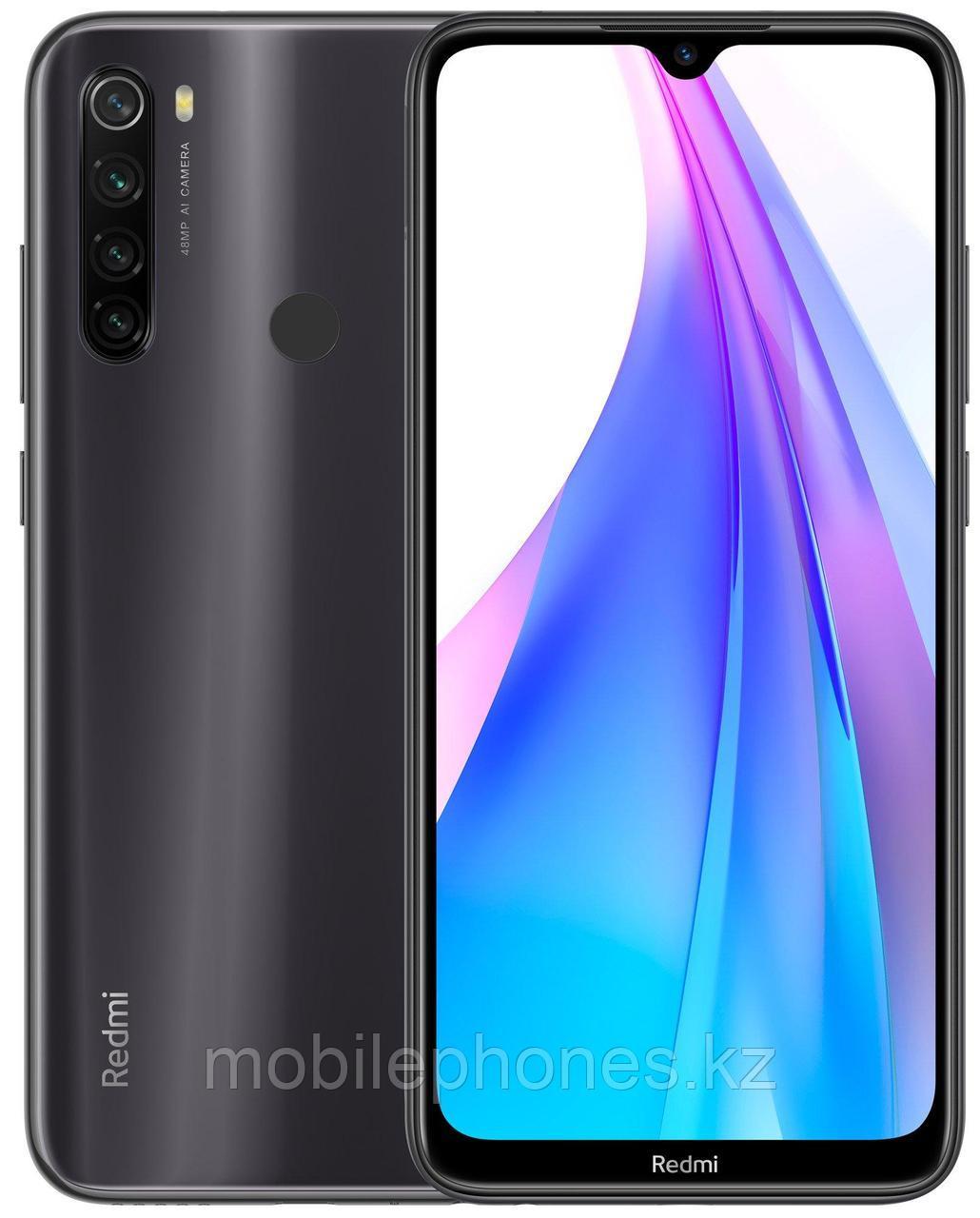 Смартфон Xiaomi Redmi Note 8T 32Gb Серый