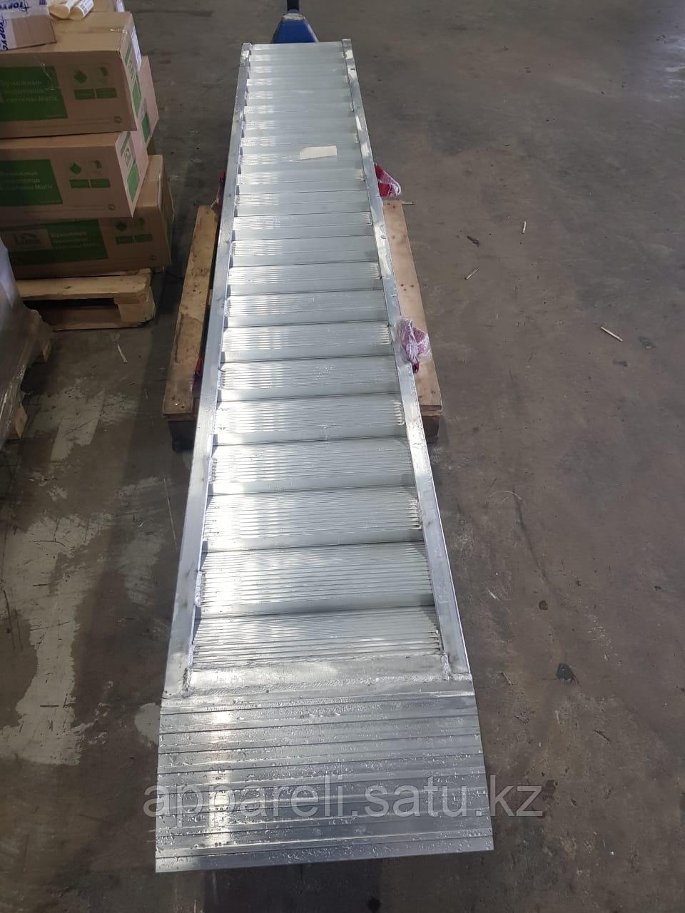 Производство аппарелей для спецтехники 3,5 м , 8,5 тонн