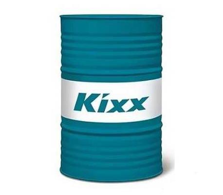 Синтетическое моторное масло KIXX G1 5W-40 бочка 200л.