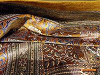 Химчистка шелковых ковров (производство Турция)