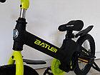 Детский велосипед Batler 16 колеса. Алюминиевая рама, фото 2