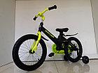 Детский велосипед Batler 16 колеса. Алюминиевая рама, фото 4