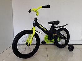Детский велосипед Batler 16 колеса. Алюминиевая рама