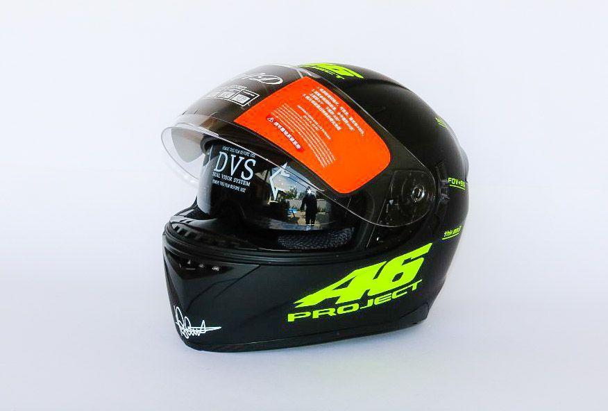 Мотоциклетный шлем-каска
