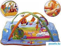 Детский музыкальный коврик Tiny Love Зоосад