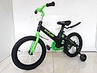 Детский велосипед Batler 16 колеса. Алюминиевая рама, фото 3