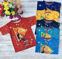 Детские брендовые футболки BRAWL STARS