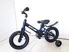 Детский велосипед Batler 12 колеса. Алюминиевая рама, фото 4