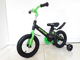 Детский велосипед Batler 12 колеса. Алюминиевая рама