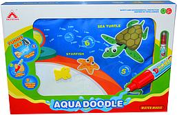 86009 Аква коврик рисование водой Aqua Doodle 35*50
