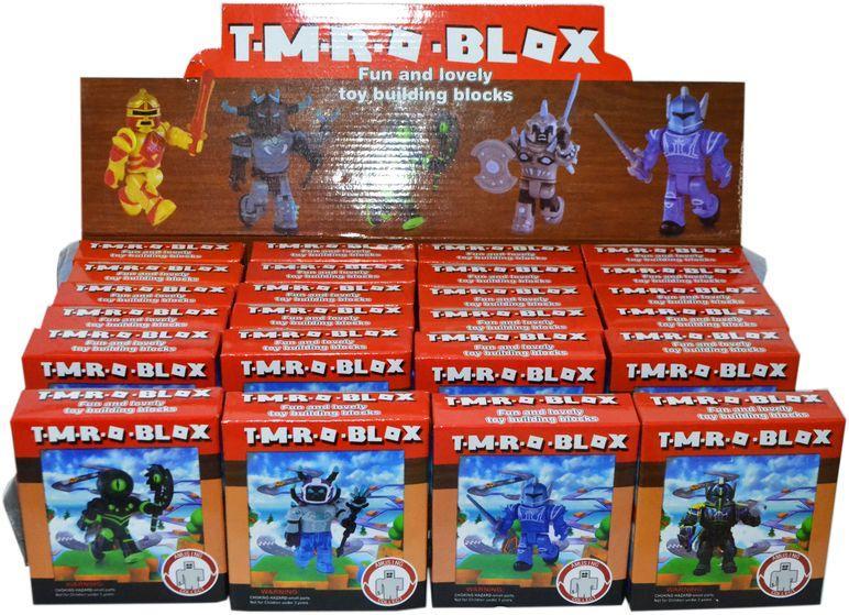 10550 Фигурки Roblox рыцари 8 видов из 24шт 11*10см цена за 1шт