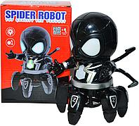 ZR142-5 Робот спайдермен (свет,музыка,танцует) Spider-Robot 20*14см