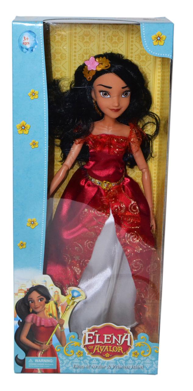 Dh2153 Елена принцесса Авалора герой 33*14см