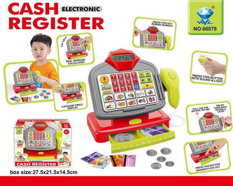 66078 Кассовый моноблок Cash Register 27*21см