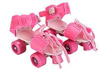 Ролики на обувь раздвижные, фото 1