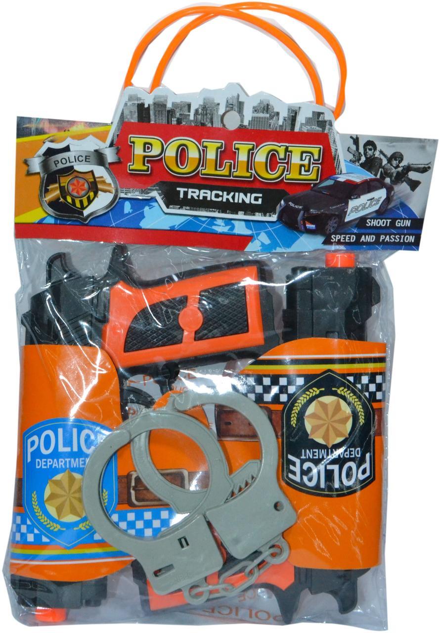 14-9 Кобура 2в1 в пакете Police Tracking ,23*17см