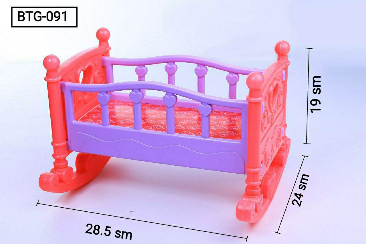 Кроватка 091