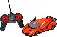 82-22 Спортивная машина на  р/у Speed king открываются двери 22*10