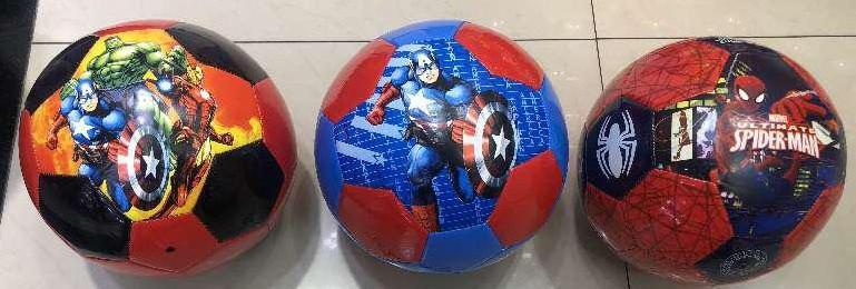 2020-38 Футбольный мяч мстители