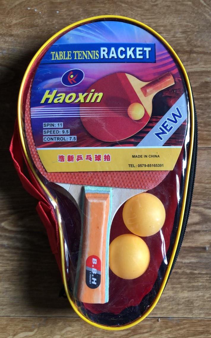 8600 Ракетки 2шт хорошего качества + 2 шарика в сумочке
