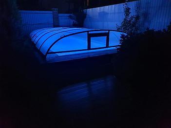 Строительство бассейна с монтажом Павильона и оборудования. 2