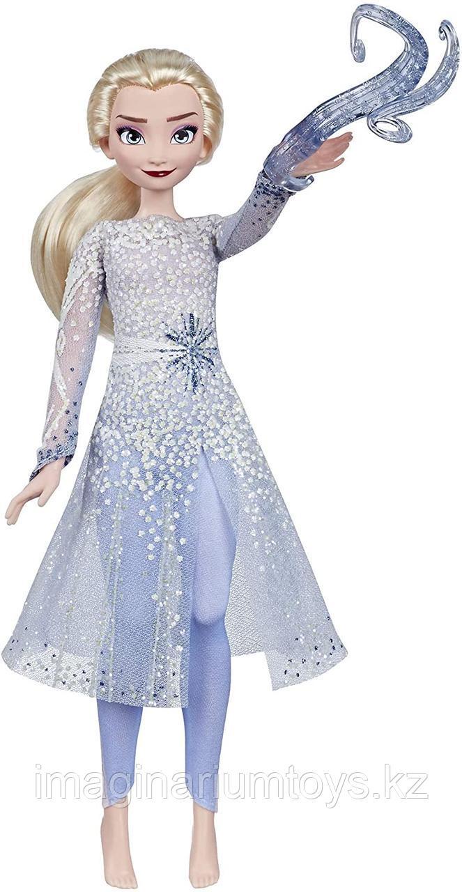 Кукла Эльза интерактивная из м/ф Холодное сердце Frozen 2