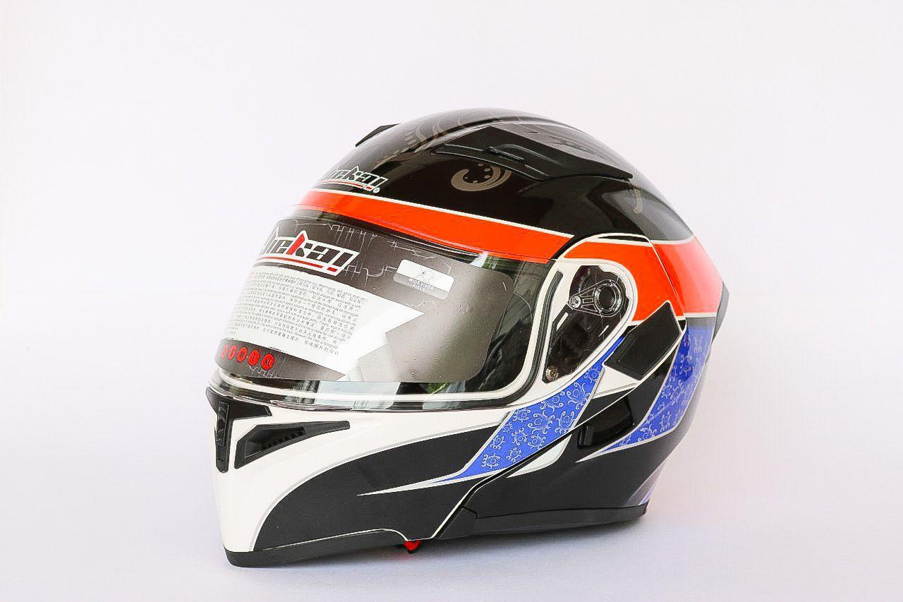 Мото шлем GSB