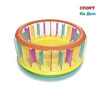 Надувной круглый батут Bestwey 52262 (Габариты: 180 х 86 см)