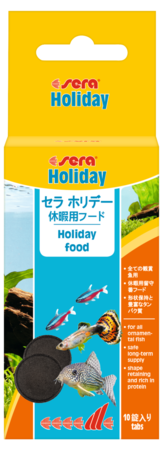 Sera HOLIDAY 10 таблеток (24 гр)