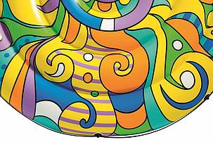 Надувной плот на двоих Bestway 43195 (габариты: 188 см), фото 2