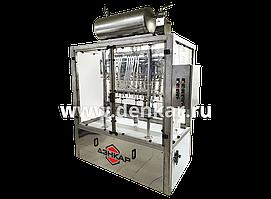 Автомат для розлива жидкостей ДЭНКАР ЛРМС-3000