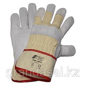 Перчатки кожа комбинированные NITRAS APOLLA
