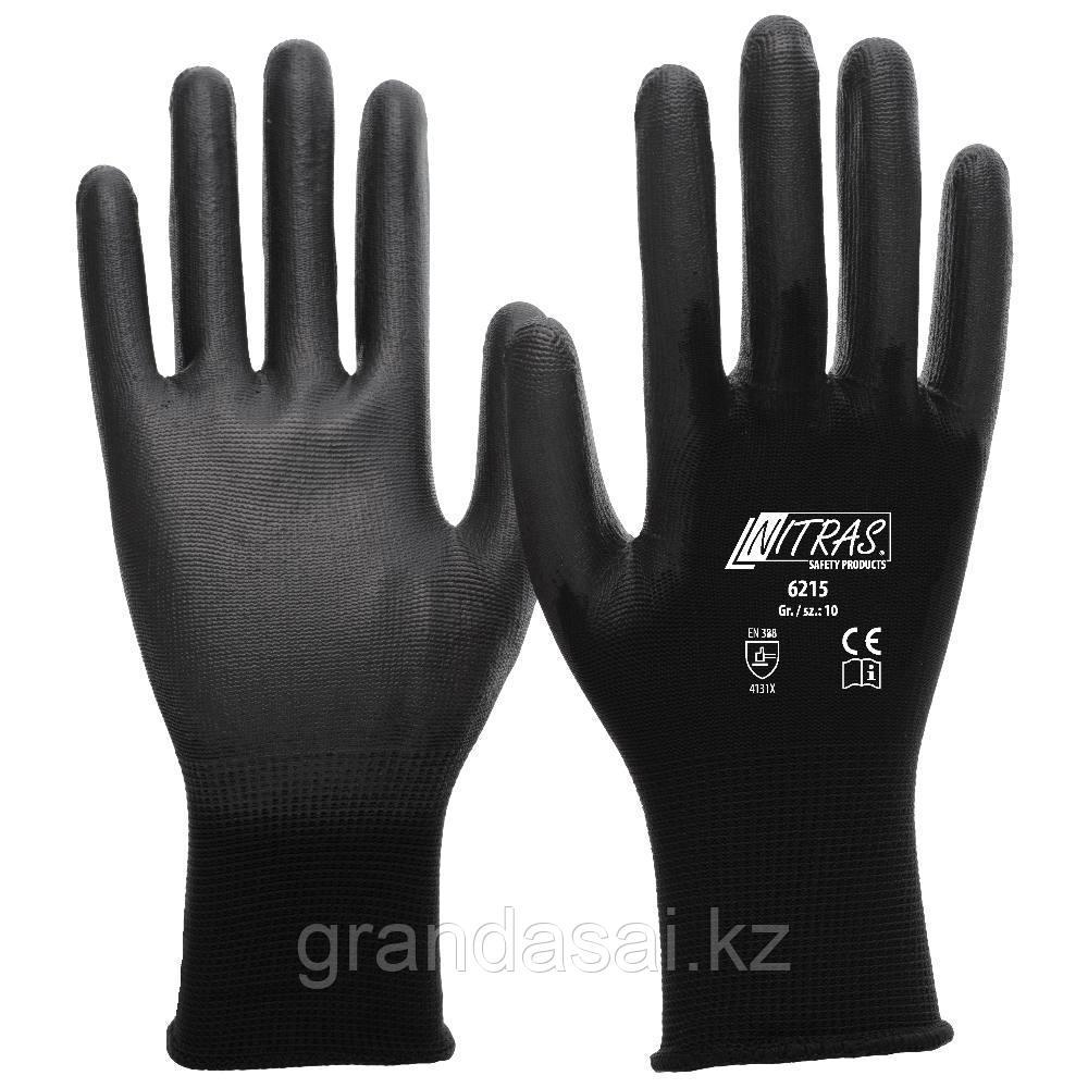 Нейлоновые перчатки NITRAS