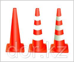 Конус дорожный резиновый 750 Для дорожных работ