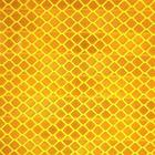 Светоотражающая лента желтая 3М для ограждения опасностей, фото 4
