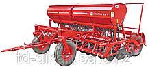Сеялка зерновая ASTRA П 3,6B-02 (прессовая, вариатор, сошник, пальцевый загортач, батарея металических катков)
