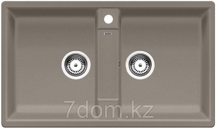 Кухонная мойка Blanco Zia 9 серый беж (517424), фото 2