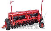 Сеялка зерновая ASTRA-4-06 с сигнализацией (вариатор, сошник, пальцевый загортач, прикатка)