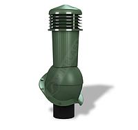 Вентиляционный выход Wirplast К-94 Зеленый 125/500 мм для профиля (Супермонтерей,Монтерей)