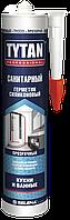 Герметик силиконовый TYTAN Professional 23773 санитарный белый 310мл