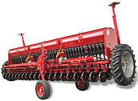 Сеялка зерновая ASTRA-6-06 без сигнализации (вариатор, сошник, пальцевый загортач, прикатка)