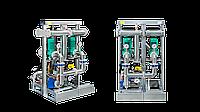 M-8. Узел оборудования контура отопления Подача тепла в систему отопления, фото 1