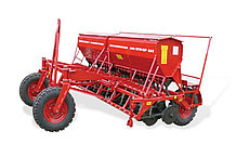 Сеялка зерновая ASTRA 3,6Б-02 (прессовая, редуктор, цепной загортач, батарея катков)