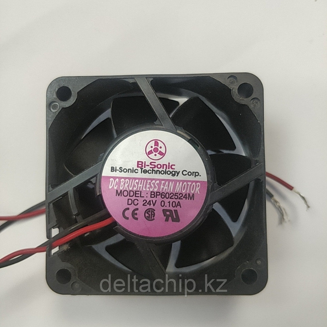 FAN 6025 24V BI-SONIC