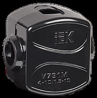 Зажим ответвительный У-739М (4-10/1,5-2,5 мм²) IP20 IEK