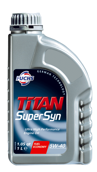 Моторное масло TITAN SUPERSYN SAE 5W-40 1L