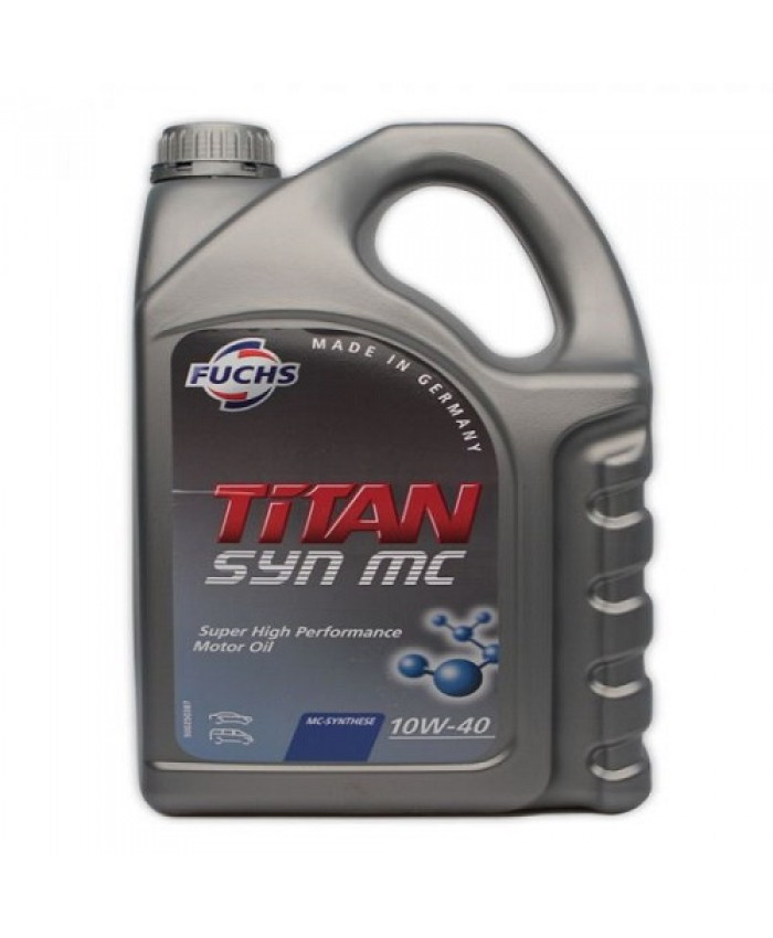 Моторное масло TITAN SYN MC 10W40 4L