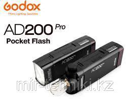 Вспышка Godox Witstro AD200Pro с поддержкой TTL