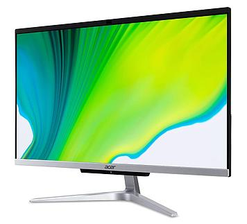 Моноблок Acer Aspire C22-963/Core i3/1005G1/1,2 GHz/4 Gb/1000 Gb/Nо ODD/Graphics/UHD/256 Mb/Linux/21,5 ''/FHD/